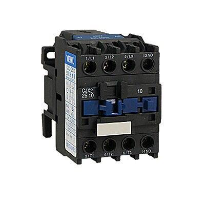 цена на CJX2-2510 690V Ui 25A 3 Poles 1NO AC Contactor 220V 50Hz Coil