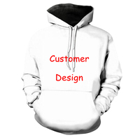 HX Factory Fashion Completely Custom 3D Print Hoodie Men Women Hipster Polluver DIY Customize HX027