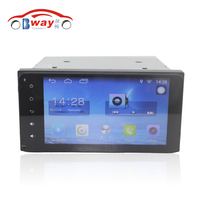 Bway 7 Inch Quad Core Car Radio For Toyota Unviersal Corolla Vios Android 7 0 Car