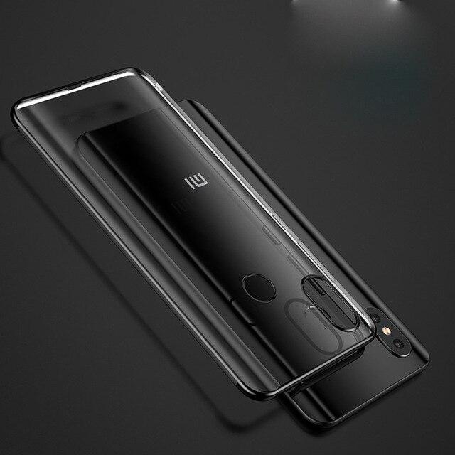Soaptree Case For Xiaomi Mi A2 Lite Redmi Note 6 Pro 5 Plus 5A Prime 4x S2 5A 6A 4 Mi8 Lite Mi 8 SE Explorer Pocophone F1 Covers in Fitted Cases from Cellphones Telecommunications