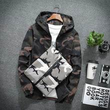 Brieuces new Spring Autumn Mens Casual Camouflage Hoodie Jacket Men Waterproof Clothes Men's Windbreaker Coat Male Outwear b xs 6xl new spring autumn mens casual floral camouflage hoodie jacket men waterproof clothes mens windbreaker coat male outwear