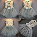 Baby Kids Girls Toddler Dresses Outfits Summer Tutu Mini Cute Wedding Pageant Party Outwear 2 3 4 5 6 7 Years