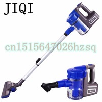 JIQI Vacuum Cleaner Household Hand Held Strong Sterilization Killing Mites 220V Portable Ultra Quiet Bagless Corded
