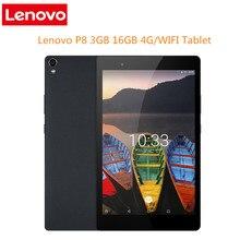 Original Lenovo P8 Tab3 8 plus 8.0'' 4G Tablet PC Android 6.