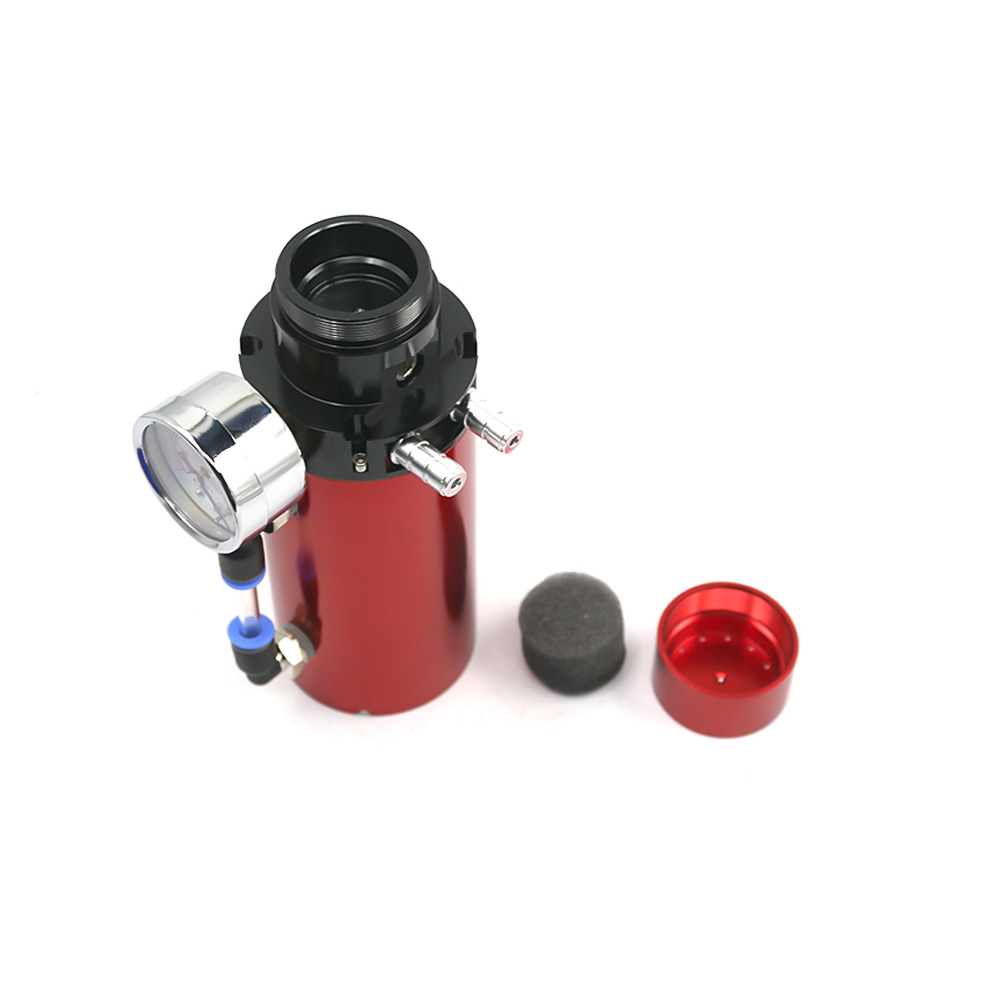 CNSPEED Aluminium Motor Oil Catch Reservoir Verschnaufpause Tank ...