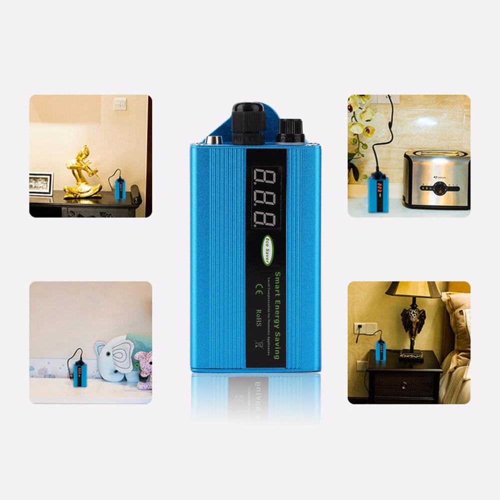 imágenes para VST-1L-30KW/50KW Pantalla LCD Hogar Electricidad Energía Ahorro de energía Ahorro de Electricidad Caja de Ahorro de Energía Inteligente
