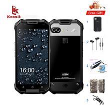 """Original AGM X2 IP68 Robusten, Wasserdichten Telefon Android 7.1 5,5 """"FHD 6 GB RAM 64 GB ROM MSM8976SG Octa Core Dual-kamera 12MP 6000 mAh"""