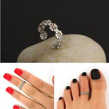 Лидер продаж летние кольца в стиле ретро с ромашками для ног