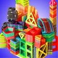 1 Uds. Bloques de construcción magnéticos de tamaño estándar 24 tipos diferentes de juguetes educativos para niños bloques de plástico DIY Juguetes