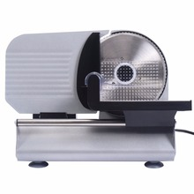 Goplus 7.5″ Blade Electric Meat Slicer Cheese Deli Meat Food Cutter Kitchen Home EP21999