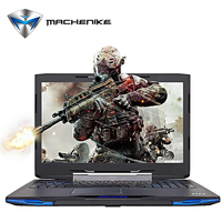 Machenike F117 F2u Intel Core I7 7700HQ Laptop 15 6 Inch Gaming Notebook GTX1050 GDDR5 4GB