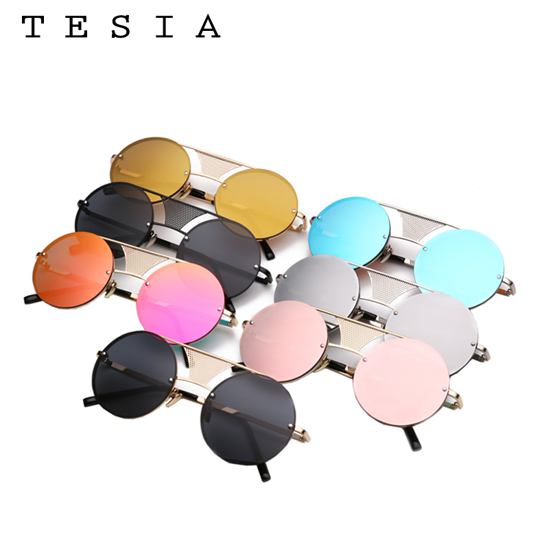 TESIA alternativne modne sunčane naočale za žene dizajnerske marke - Pribor za odjeću - Foto 6