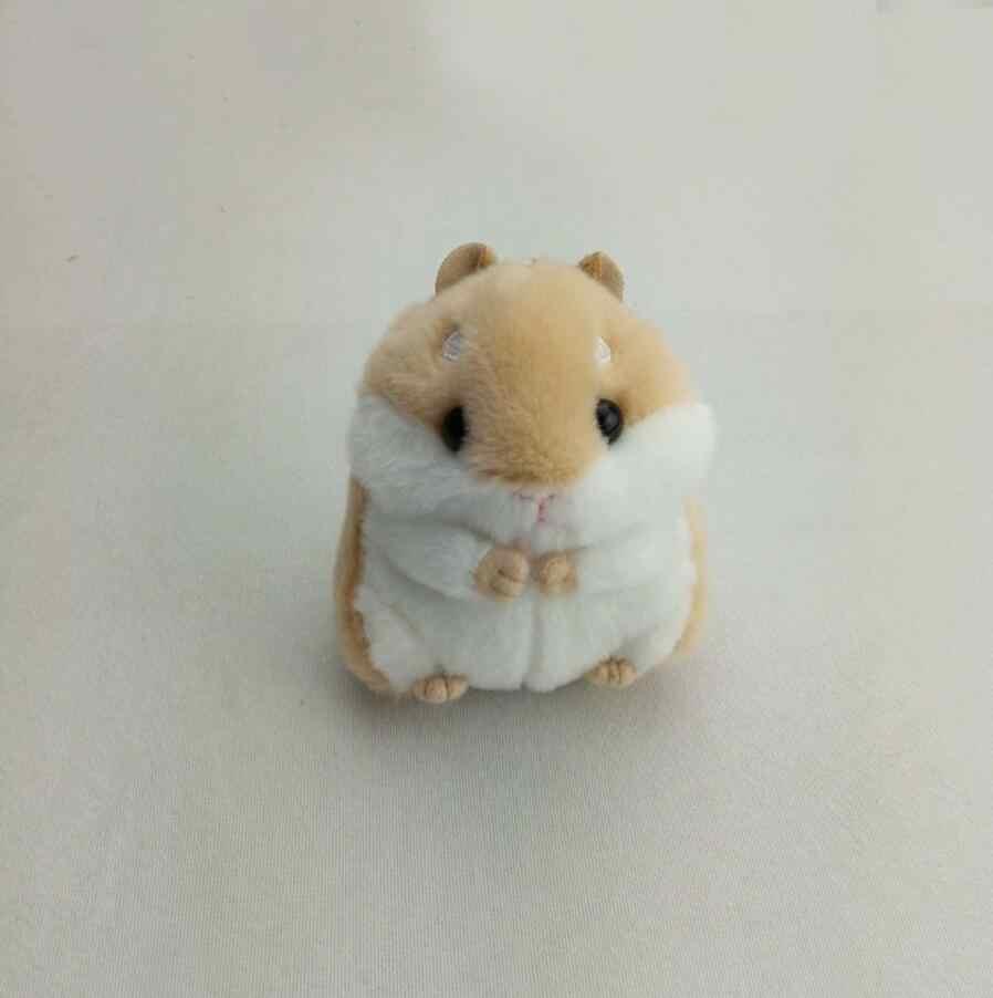 NNew PomPom Chaveiro Mulheres fluffy Coelho Hamster Hamster Brinquedo Boneca de Presente Da Jóia Saco Anel Chave do carro Chaveiro Monstro K1250