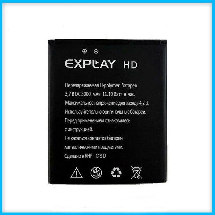 <font><b>Explay</b></font> <font><b>HD</b></font> Батарея, высокое качество мобильного телефона Замена литий-ионная Батарея для <font><b>Explay</b></font> <font><b>HD</b></font> 3000 мАч Батарея