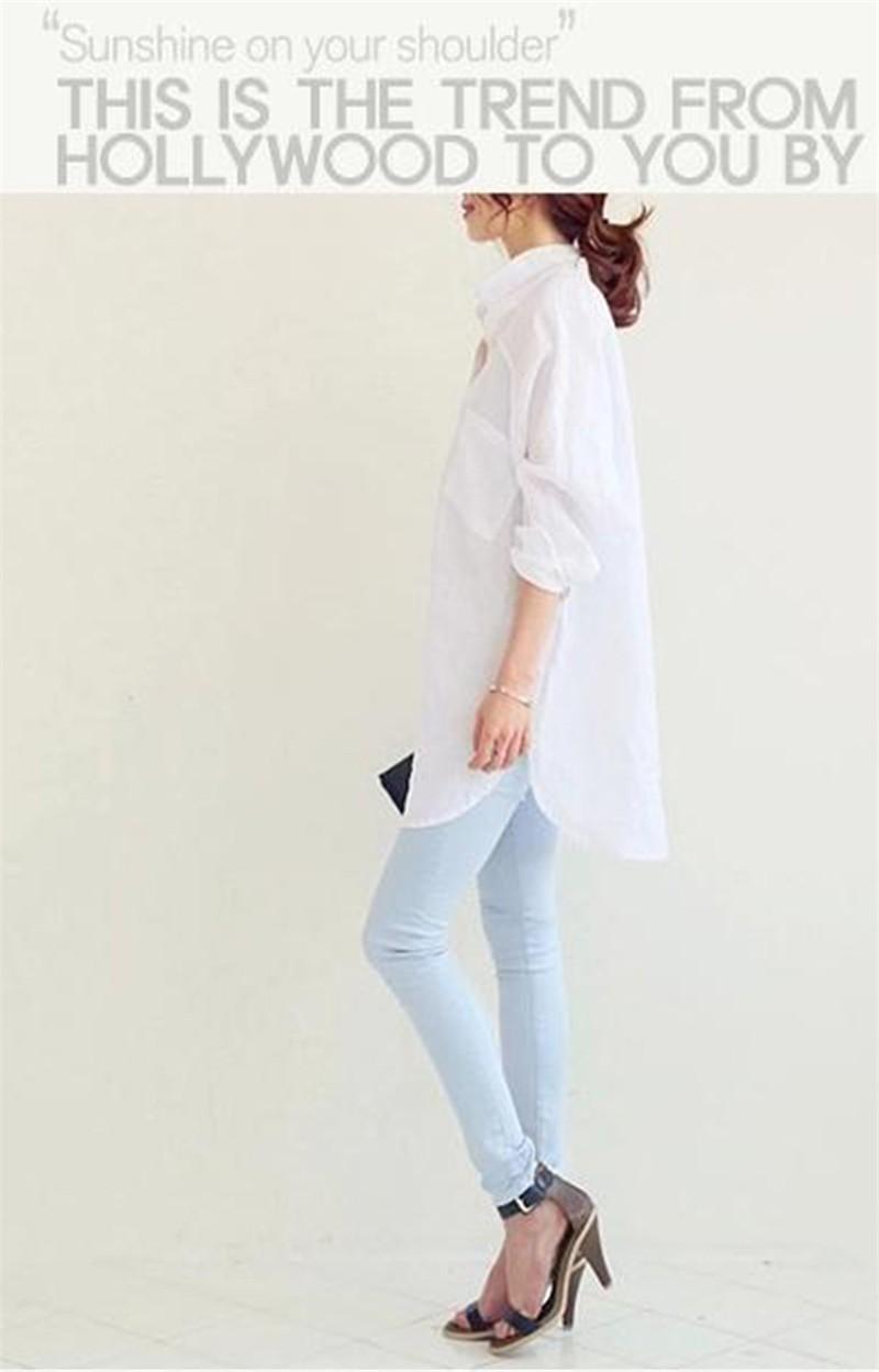 HTB1jicCPVXXXXaRXVXXq6xXFXXXs - Woman Blouses Office Lady OL Elegant Shirt