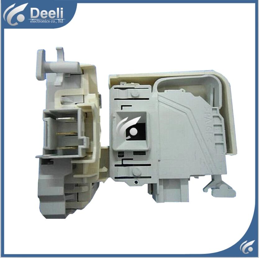used Original for Siemens Washing Machine Blade Electronic door lock delay switch
