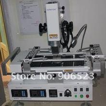 Honton HT-R392 220 В 3 температурная зона горячий воздух инфракрасный Подогрев BGA машина для xbox ps3 материнская плата