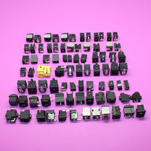 43Models, widely used for laptop DC power jack socket connector For ASUS K53 A52 X52,etc. Free shipping.