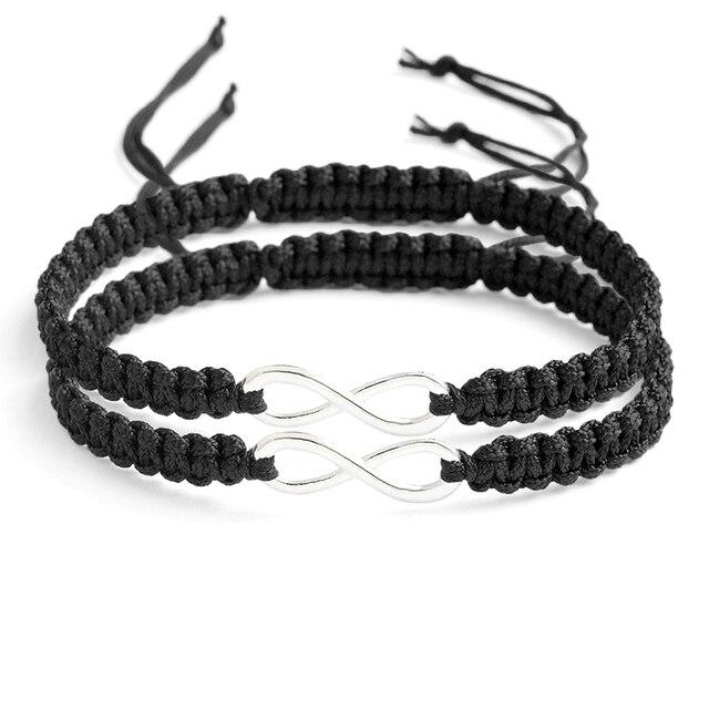 acheter bracelet de couple distance pas cher