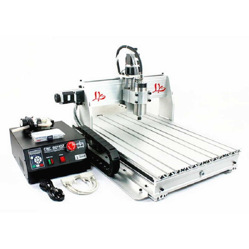 3axis cnc machine 6040 Z-S80 CNC router with 1.5KW spindke,cnc carving wood lathe