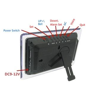 Image 5 - ECL 1227 0.5 นิ้วสีแดงสีเขียวสีฟ้า DIY นาฬิกาอิเล็กทรอนิกส์ชุด DIY ปฏิทินอุณหภูมิ Bab จอแสดงผล DIY นาฬิกาอิเล็กทรอนิกส์