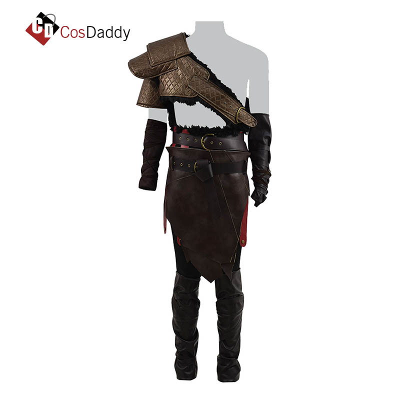 God of War Cosplay costume Kratos Costumes Clothes Character Outfit CosDaddy