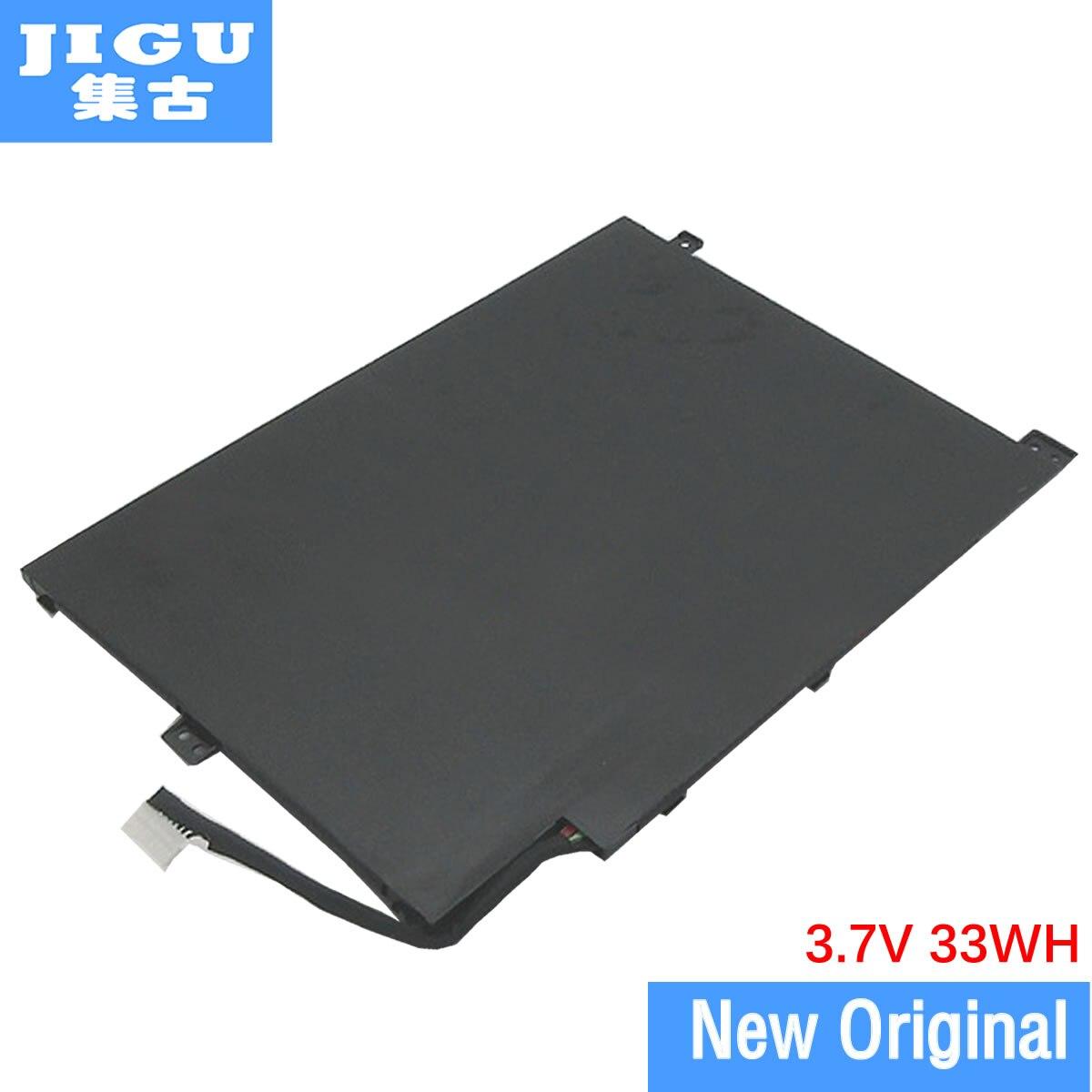 Batterie originale de tablette de JIGU pour LENOVO 42N1731 45N1730 3.7 V 33WH