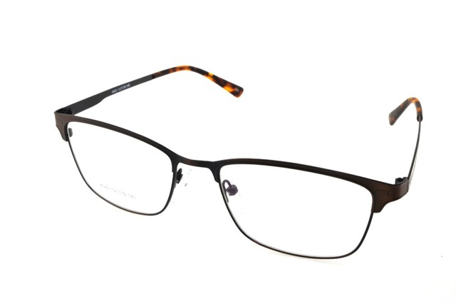 4c0e61aaafd Titanium Alloy Bronze Retro Eyeglasses Frame Optical Custom Made  Prescription Reading Glasses Progressive Photochromic +1 To +9
