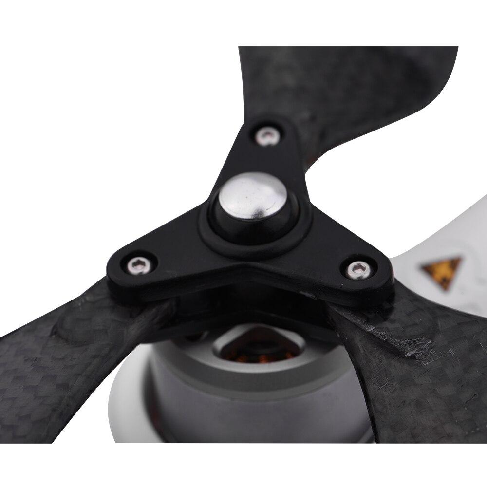 2 шт углеродное волокно 9455 складные пропеллеры низкий уровень шума 3-лопастной Пропеллер для DJI Phantom 3 Pro/Adv/SE аксессуары для дрона реквизит