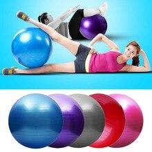 A ESTRENAR 75 cm Pelota Yoga deportivo Yoga bolas Bola Pilates Fitness Gym  Balance Fitball ejercicio b0b7272732d5
