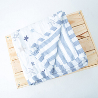 120cm120cm Newborn Baby Swaddle Blanket Muslin Bamboo Fiber Infant Bath Towel Baby Bedding Thick For Autumn