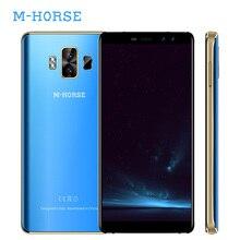 М-лошадь чистый 1 4G LTE Android 7.0 мобильный телефон 5.7 дюймов 1 8:9 полный Экран 1 4 4 0*720 mtk67 3 7 4 ядра 3 GB + 32 GB 4 3 80 мАч отпечатков пальцев