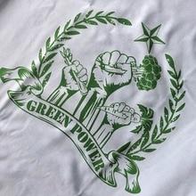 GREEN POWER men t-shirt