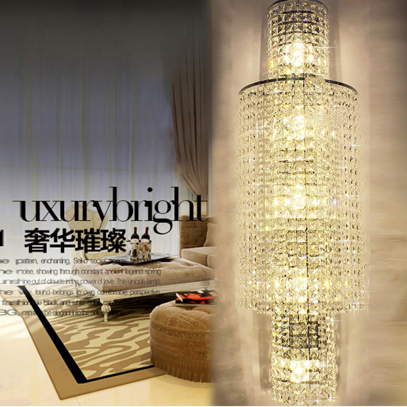 Bathroom Lights Long aliexpress : buy led wall lights 110 220v home decor restroom