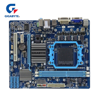 For AMD DDR3 Gigabyte GA 78LMT S2P Motherboard Socket AM3+ 760G 8GB 78LMT S2P Desktop Mainboard 78LMT S2P Used Solid State