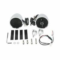 Universal Motor USB MP3 Music Player Motorcycle Handlebar Audio Speaker 12V Radio Stereo Systems