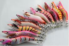 Spinner bait fishing bass baits 5.5g Fishing Lure Metal Bronze Fishing Spoon orange and yellow feather hook