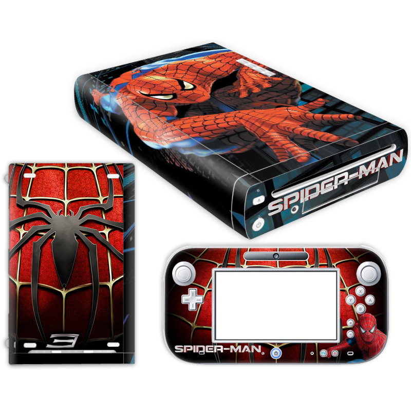 2018 New Hot Selling Products For Nd WiiU skin sticker
