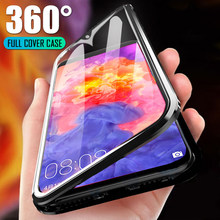 Luxury 360 Full Cover Case For Huawei P20 P30 P10 Lite Mate 20 10 Pro Case For Huawei P Smart 2019 P9 P10 Plus Nova 3 3i Cover(China)