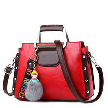 Fashion Women Handbags Tassel pu Leather Totes Bag Top-handle Crossbody Bag Shoulder Bag Lady Simple Style Hand Bags tassel decorated pu crossbody bag