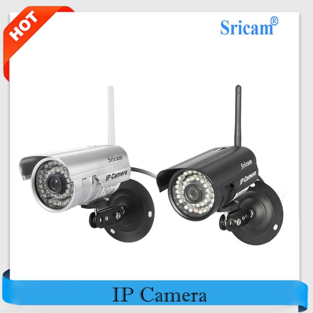 bilder für Hot! Sricam SP013 HD 720 P Infrarot Kamera Im Freien Wasserdichte ONVIF WIFI Nachtsicht IP CCTV Stiftkamera Unterstützung IOS/Android