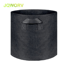 10-400 gallon Green Plant grow bag Non-woven fabric Vegetable Trees Flower Container Cup nursery Garden Supplies big flowerpot