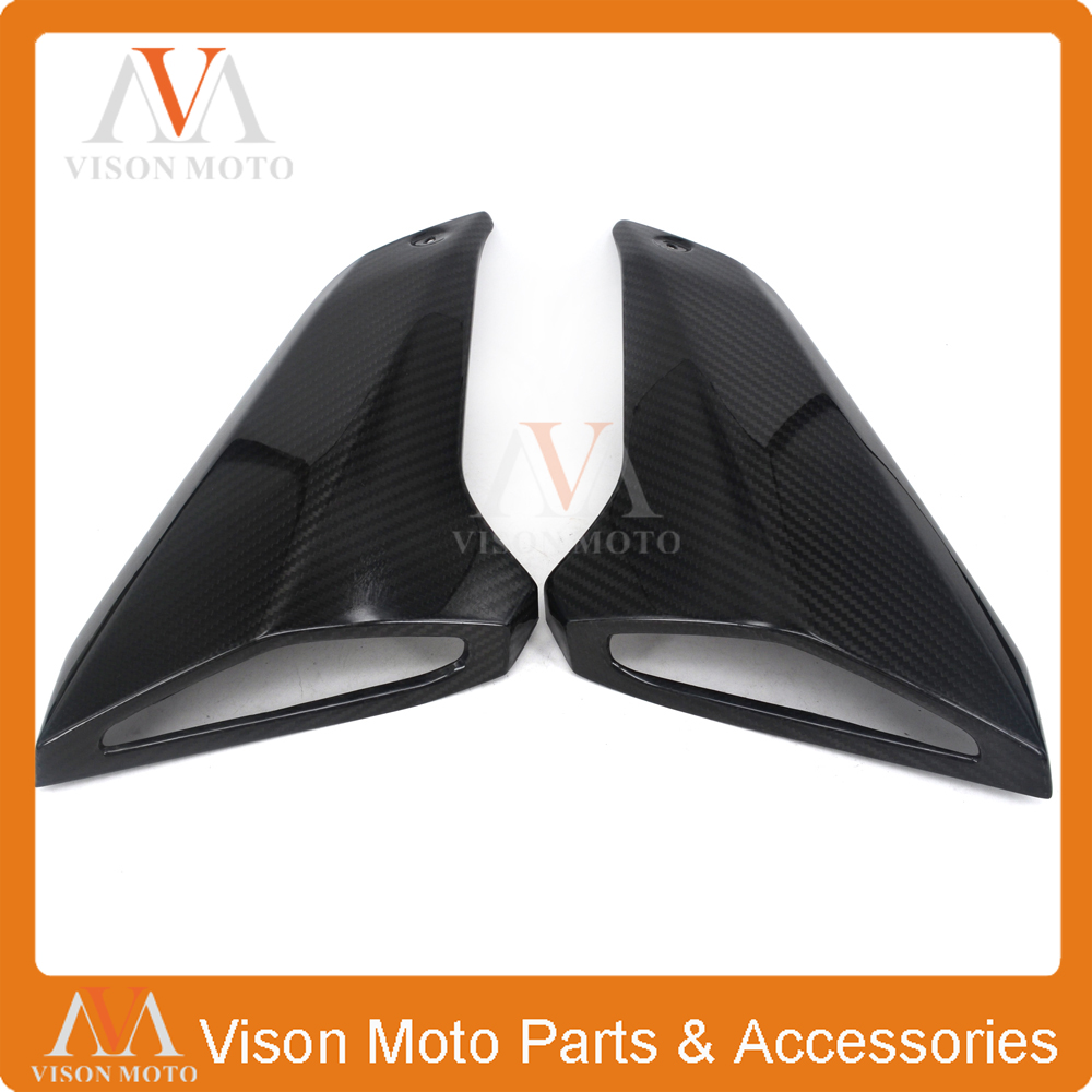 Motorcycle Carbon Fiber Front Tank Side Fairings Cover For YAMAHA MT09 MT 09 MT-09 FZ-09 FZ09 FZ 09 2014 2015 2016 14 15 16 manufacturers sale crystal glass panel wall switch wireless remote light switch us au 1 gang light touch switch with controller