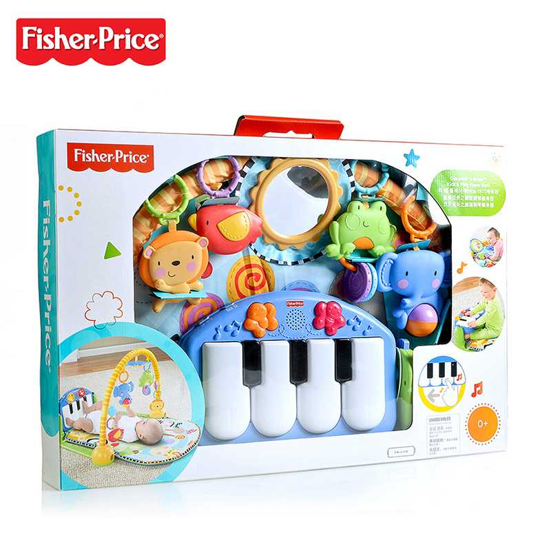 Baby Mat Fisher Price Discover N Grow Kick And Play Piano Gym 2 In
