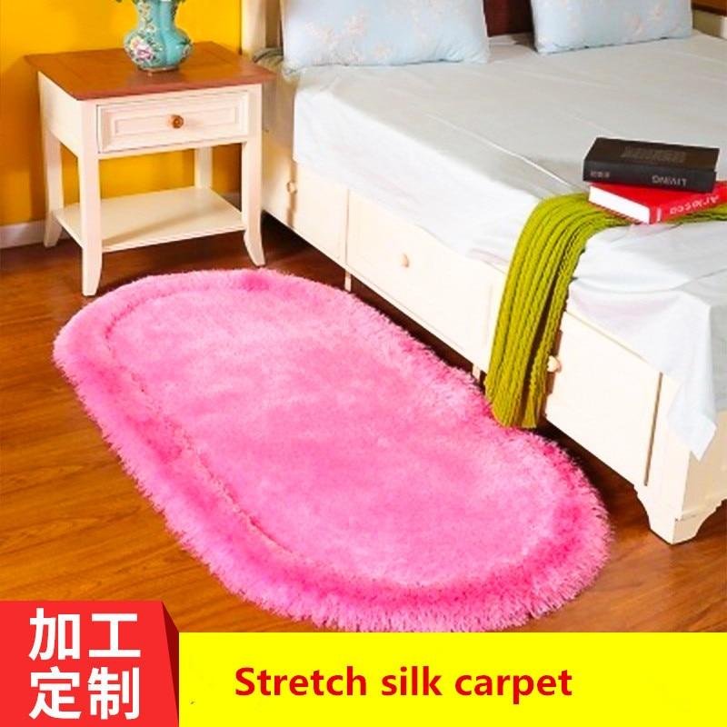 Oval Room Blue Bedroom Bedroom Carpet Ikea Light Gray Bedroom Colors Bedroom With Grey Bed: 1PCS Oval Carpet Bedroom Full Floor Mattress Children Room