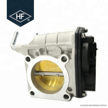 Fuel Injection Throttle Body for 2007-2013 Nissan Altima Rogue Sentra 2.5L-L4 16119JA00A