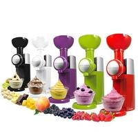 110 v 240 v congelato da dessert di frutta caffè Mini Frutta Automatico Macchina Per il Gelato ice cream maker macchina Frullato 1 pc|ice cream maker|automat ice creamcream machine -