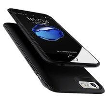 Scenekid 7500 мАч для iPhone 7 Plus чехол с аккумулятором Запасные Аккумуляторы для телефонов Резервное копирование Внешняя Зарядное устройство Cove случае 5200 мАч для iPhone 7 Батарея случае