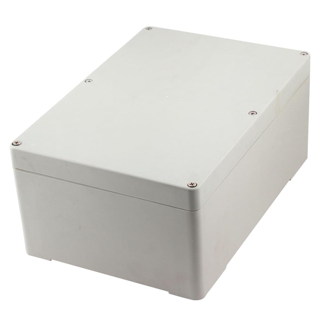 High Quality Waterproof Plastic Enclosure Case Junction Box 265mm x 185mm x 115mm high tech plastic electric torch enclosure mould