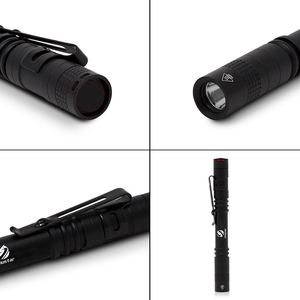 Image 3 - Pen Light Mini Portable LED Flashlight 1000 lumens 1 Switch Mode led flashlight For the dentist and for Camping Hiking Out